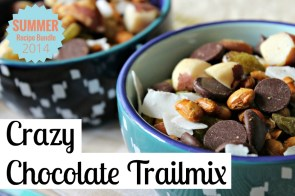 Crazy Chocolate Trail Mix