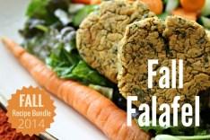 Fall Falafel.