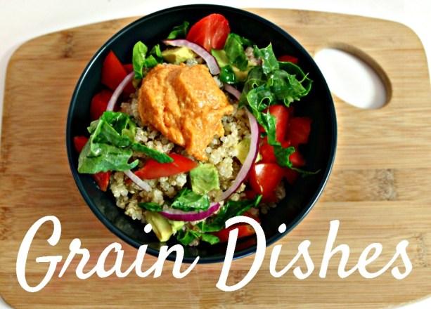 Grain Dish Recipes