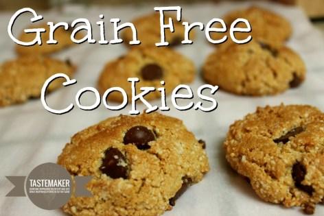Grain Free Cookies