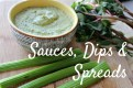 Sauces, Dips and Spread Recipes