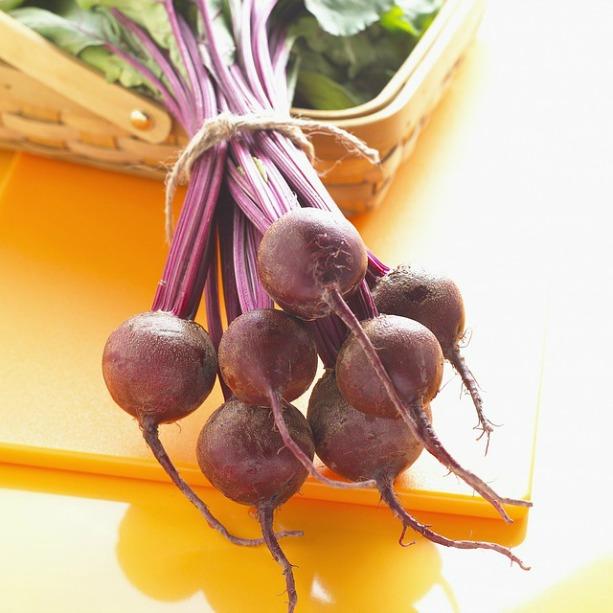 beets seasonal produce