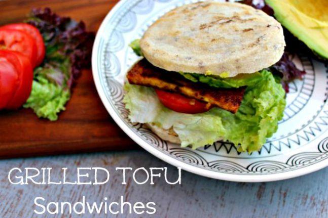 Grilled Tofu Sandwiches2