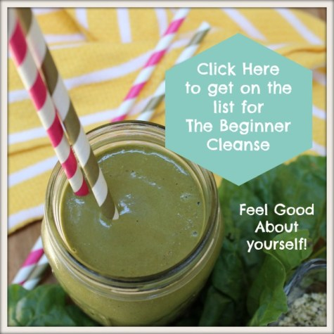 Cleanse Sign Up Square