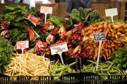 Seattle Farmers Market