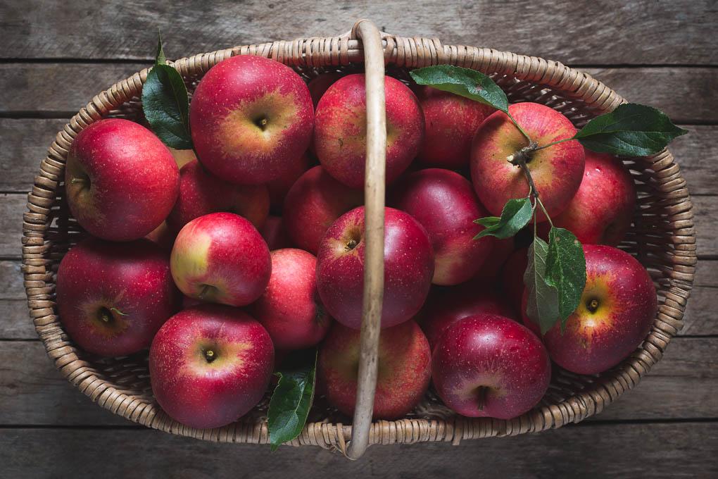 Apple Crisps -- Discovery Apples | https://theseasonaltable.co.uk/savoury/apple-crisps/