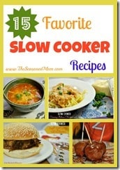 15 Favorite Slow Cooker Recipes