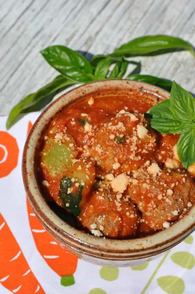 Slow Cooker Italian Meatball Stew 2