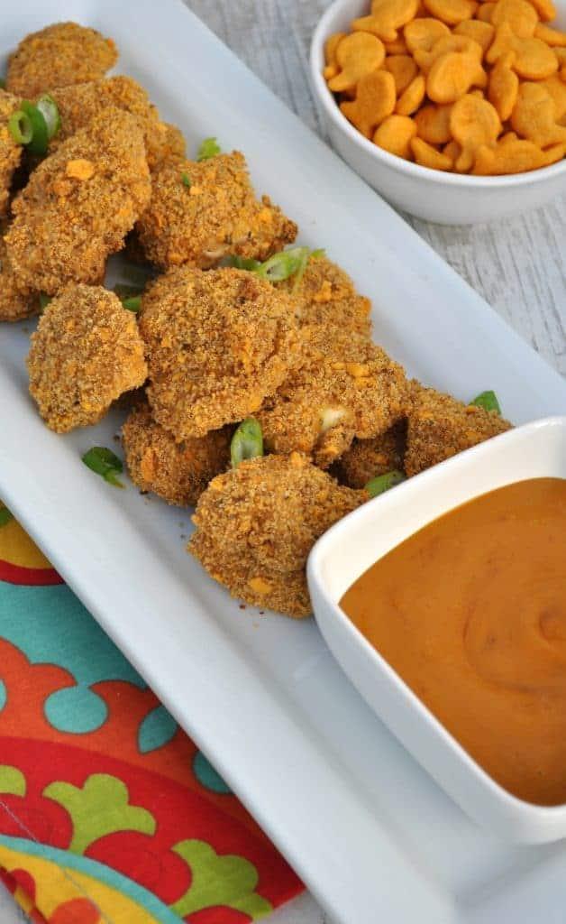 Goldfish Chicken Nuggets 5