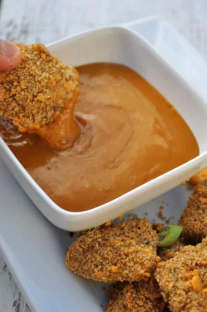 Goldfish Chicken Nuggets 6