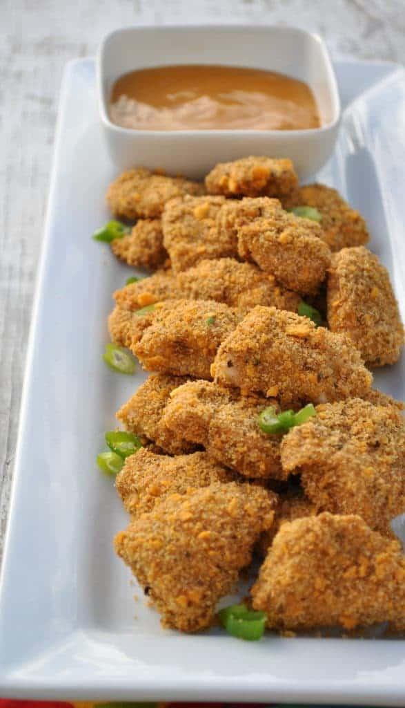 Goldfish Chicken Nuggets 7