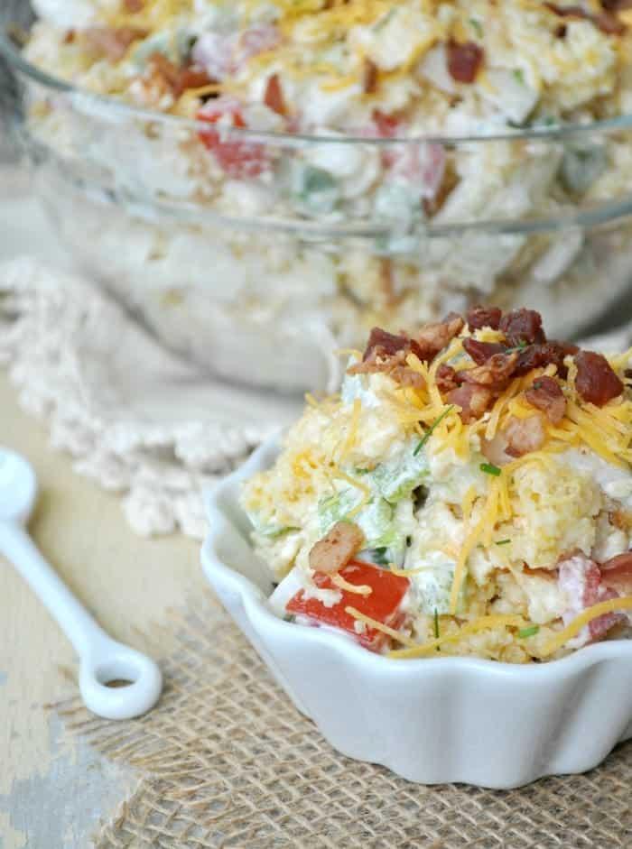 Cornbread Salad 7