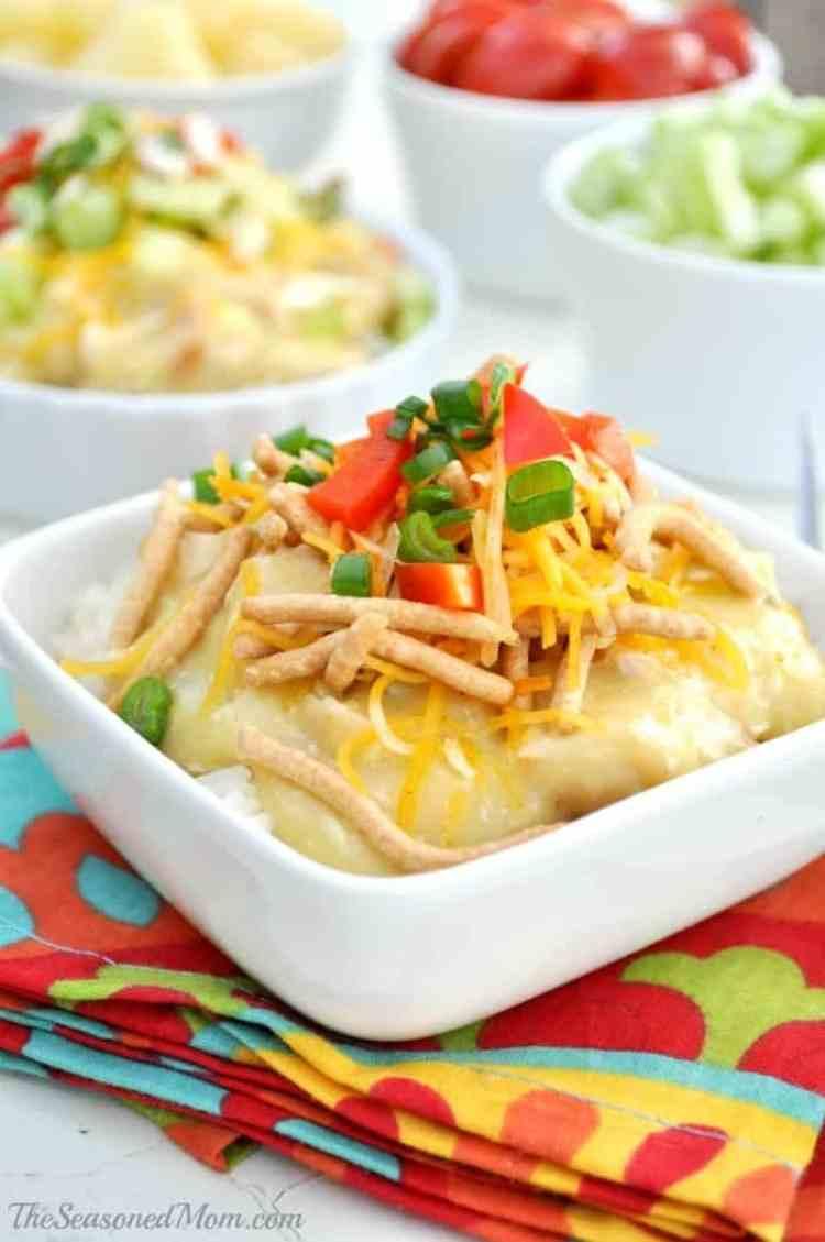 Chicken and Gravy Recipe