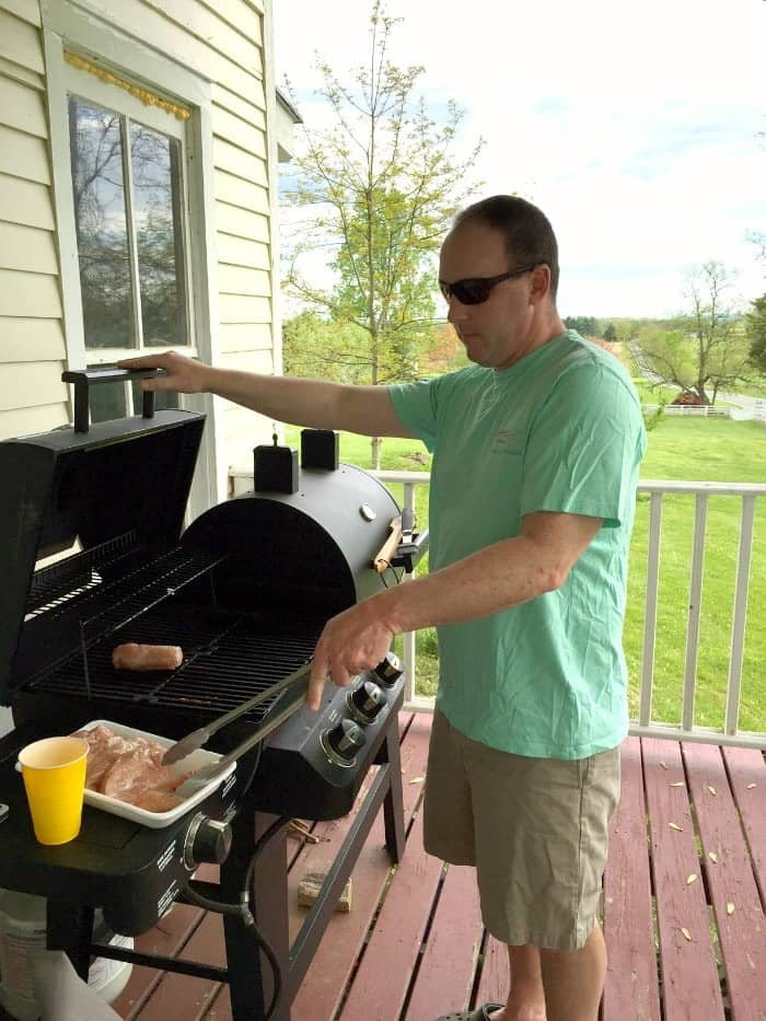 Keith Grilling
