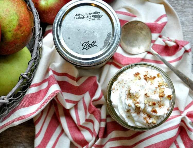 Apple Crisp Breakfast Quinoa 8