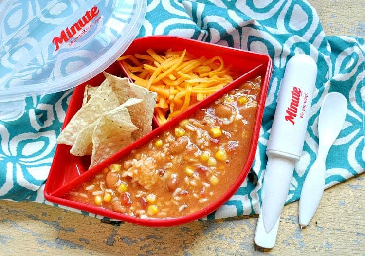 Shortcut Mexican Chicken and Rice Soup 9