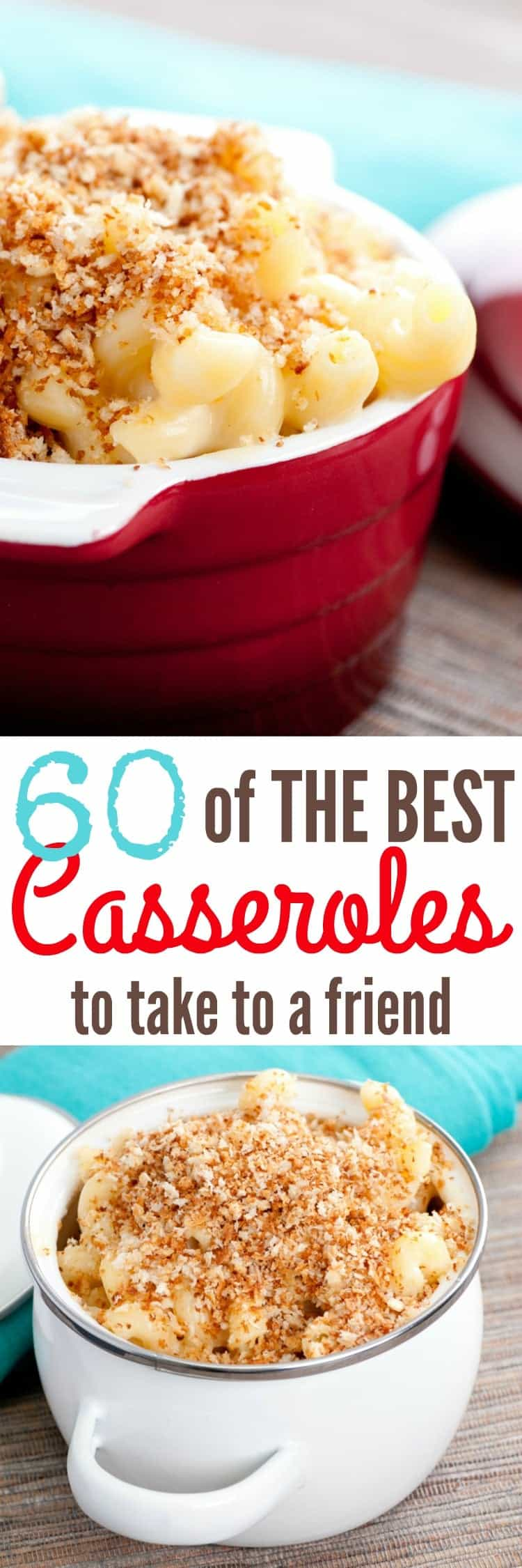 The Best Casseroles to Take to a Friend