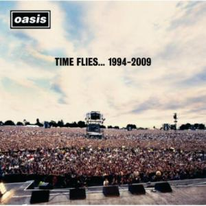 oasis time flies 1994 20092