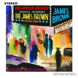 james brown apollo11
