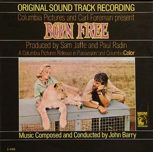 born free soundtrack