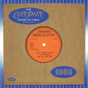 london american label 1958