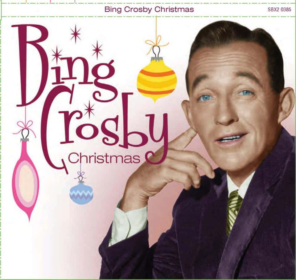 Bing Crosby Christmas.Holiday Tunes Watch Part 1 New Bing Crosby Christmas