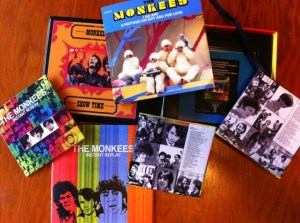 monkees instant replay unboxed
