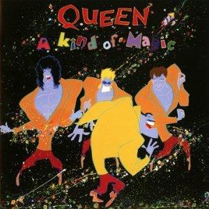 queen kind of magic