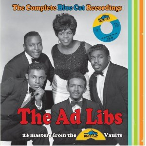 the ad libs complete blue cat1