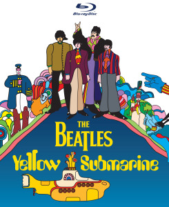 the beatles yellow submarine blu ray cover art1