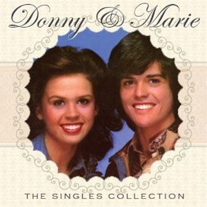 donny and marie singles