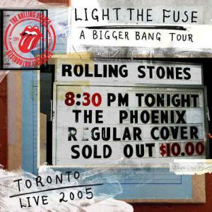 rolling stones light the fuse