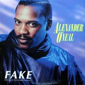 alexander oneal fake