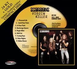 Scorpions - Virgin Killer Gold