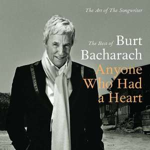 """Review: Burt Bacharach, """"Anyone Who Had a Heart: The Art of the Songwriter"""" Box Set"""