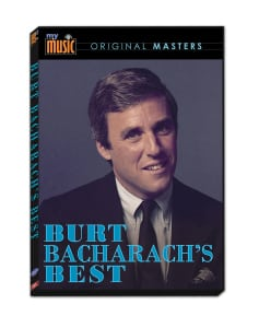 Burt Bacharach's Best DVD