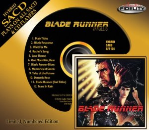 Blade Runner SACD