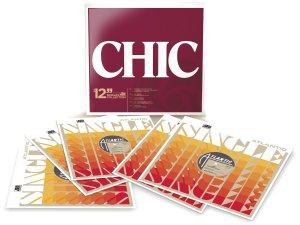 CHIC Vinyl Singles