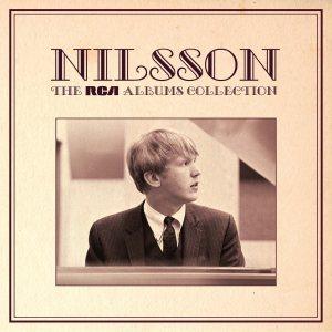 nilsson rca albums cover