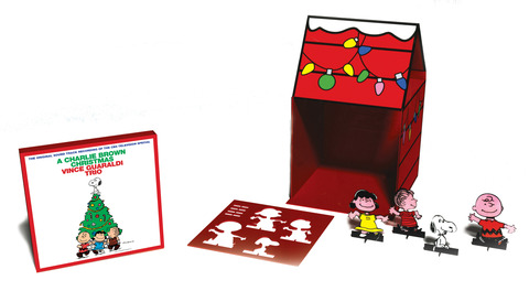 A Charlie Brown Christmas Snoopy Doghouse Edition