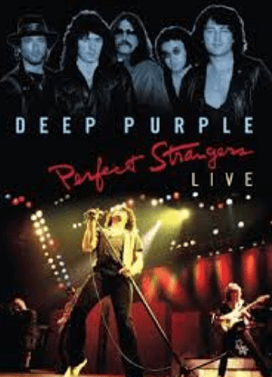 Deep Purple Perfect Strangers Live