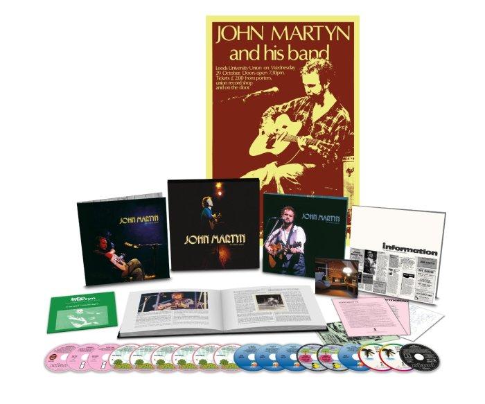 John Martyn box