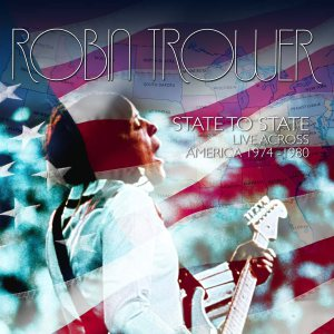 Robin Trower - State to State