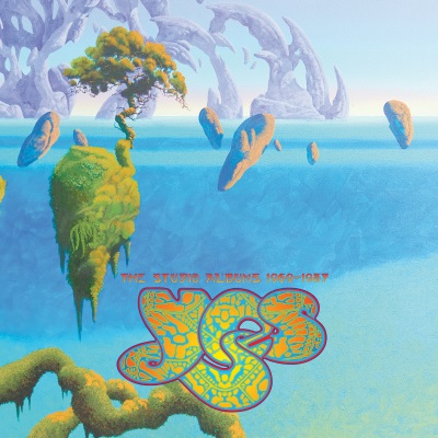 1YES_StudioAlbums_Cover