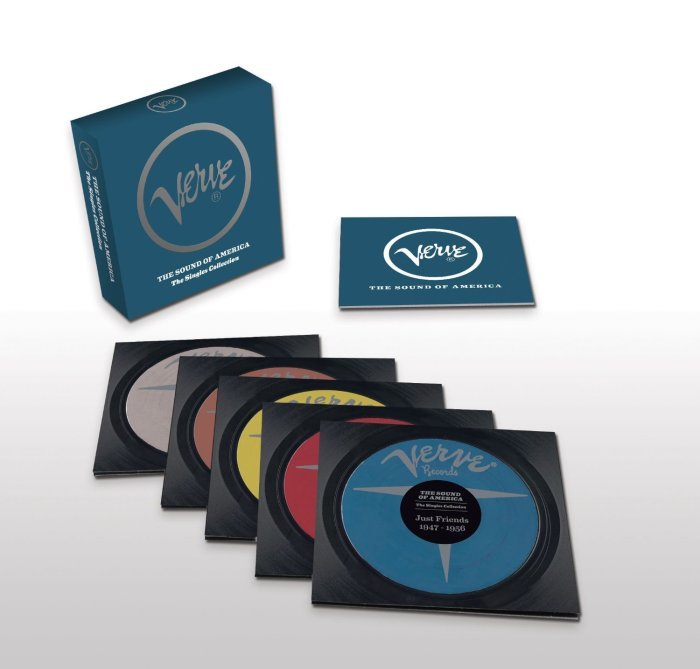 Verve The Sound of America Box Set