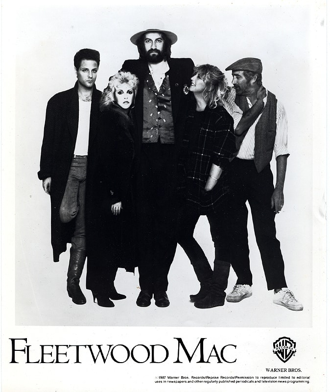 Fleetwood Mac 1987