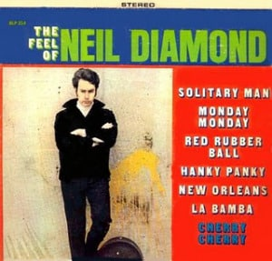 Headed For The Future: Neil Diamond's Back Catalogue Moves to Capitol Records