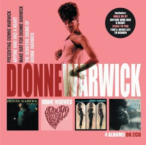 Review: Dionne Warwick On Edsel Records