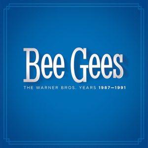 bee gees warner bros years