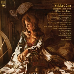 vikki carr the first time i ever saw your face
